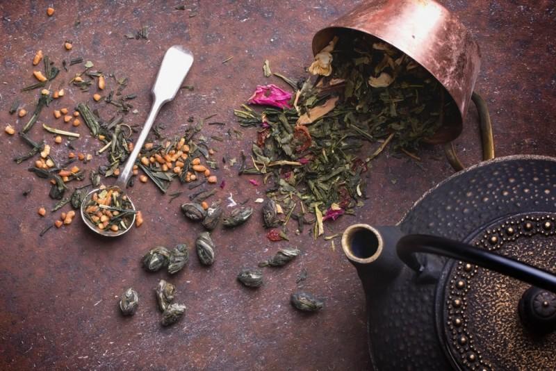 Te, meditation og ro